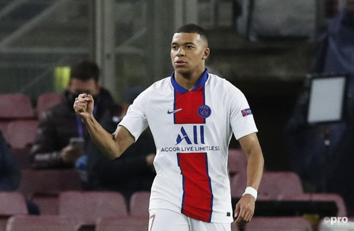 Mbappe has been linked to Real Madrid