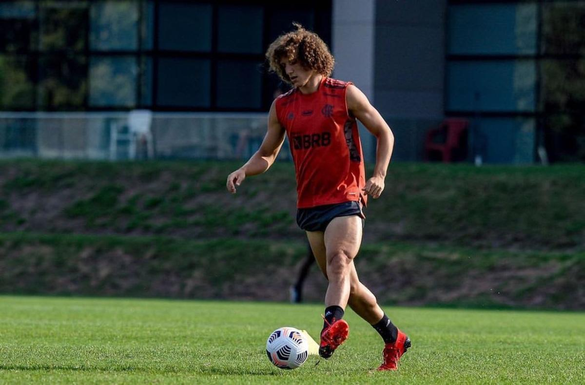 David Luiz, Flamengo, 2021