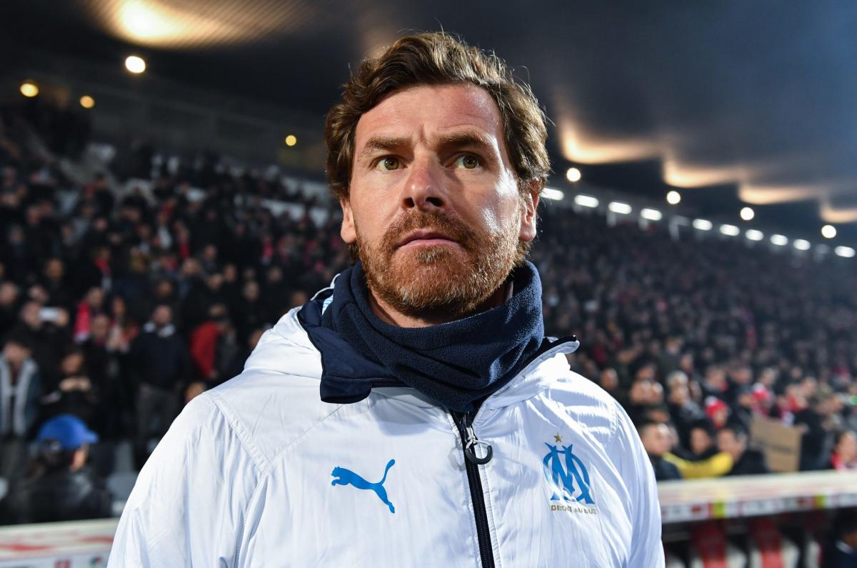 Villas-Boas confirms new contract talks with Marseille