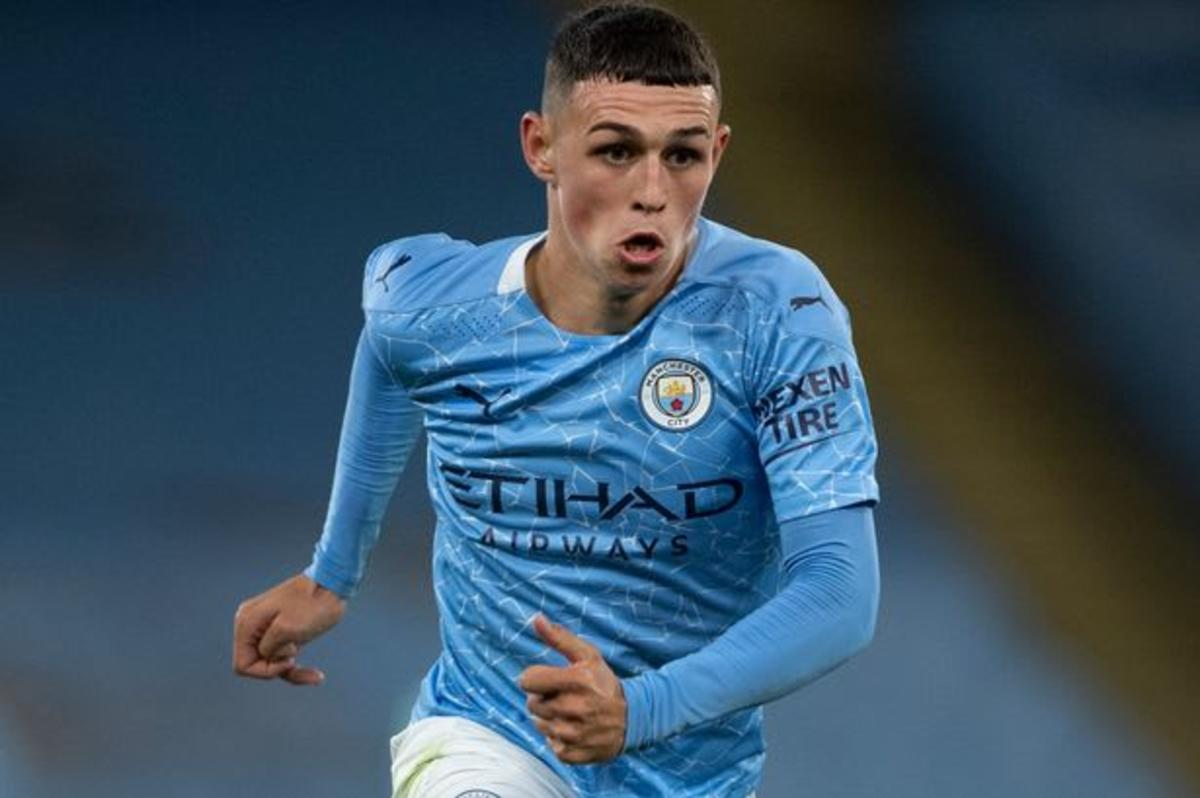 Foden set for bumper Man City contract