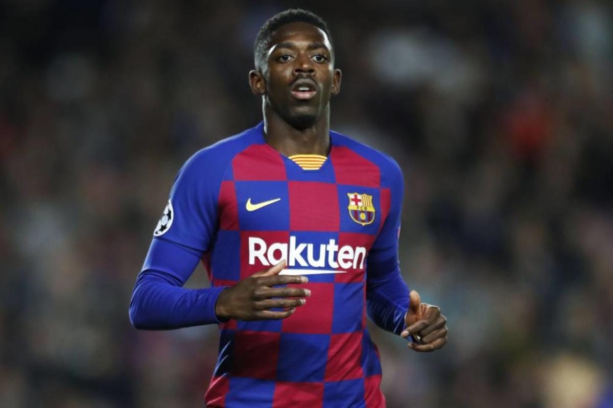 Barcelona: Ousmane Dembele's transfer fee rises to £110 million