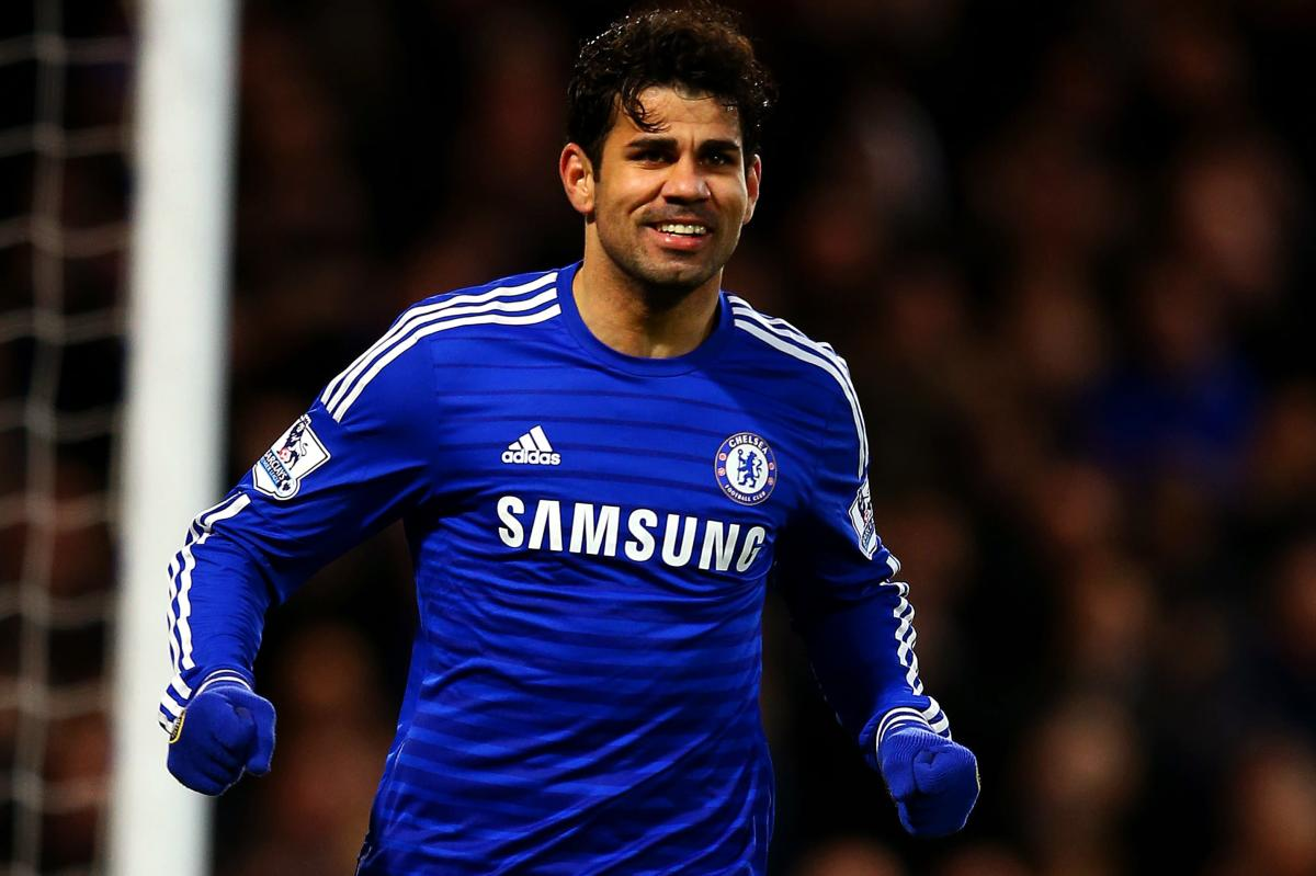 The Best Premier League Transfers Ever: Diego Costa to Chelsea (2014/15)