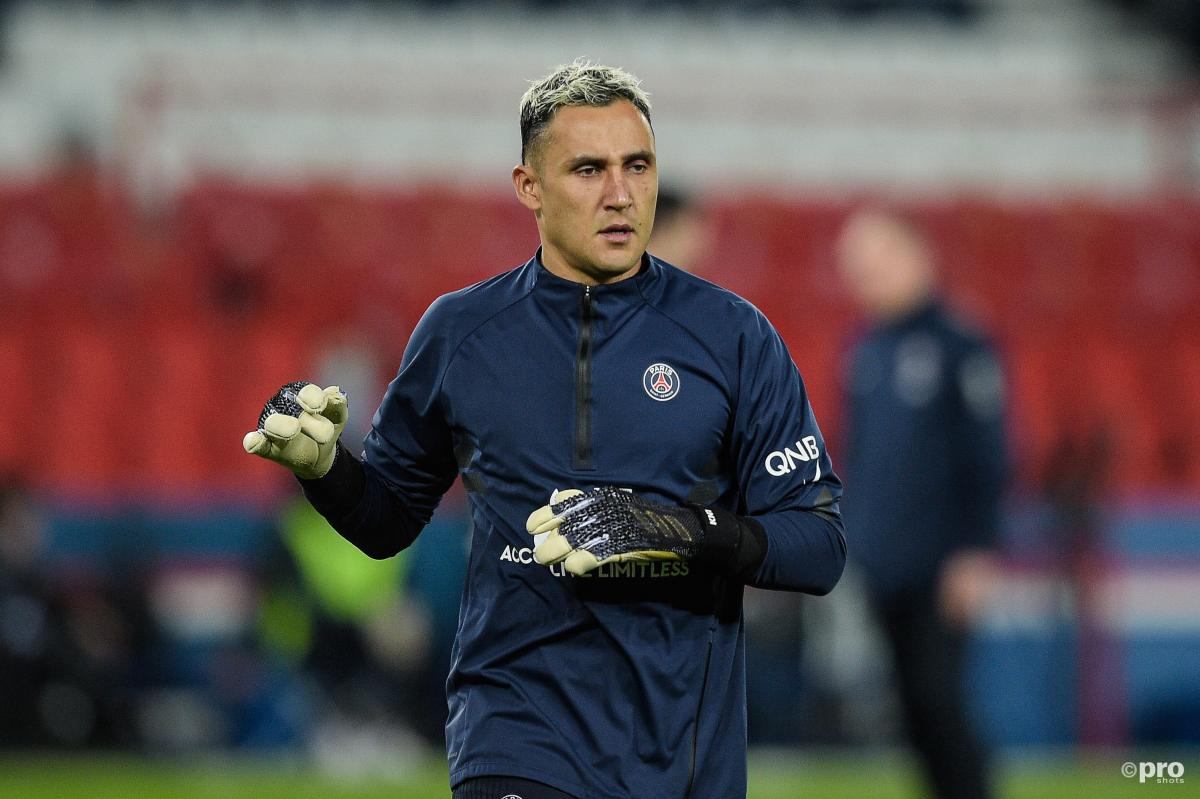 At Real Madrid, they didn't believe in me, says PSG stopper Keylor Navas