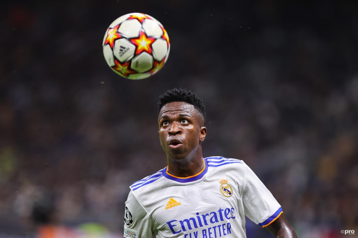 Vinicius Junior, Real Madrid, 2021/22