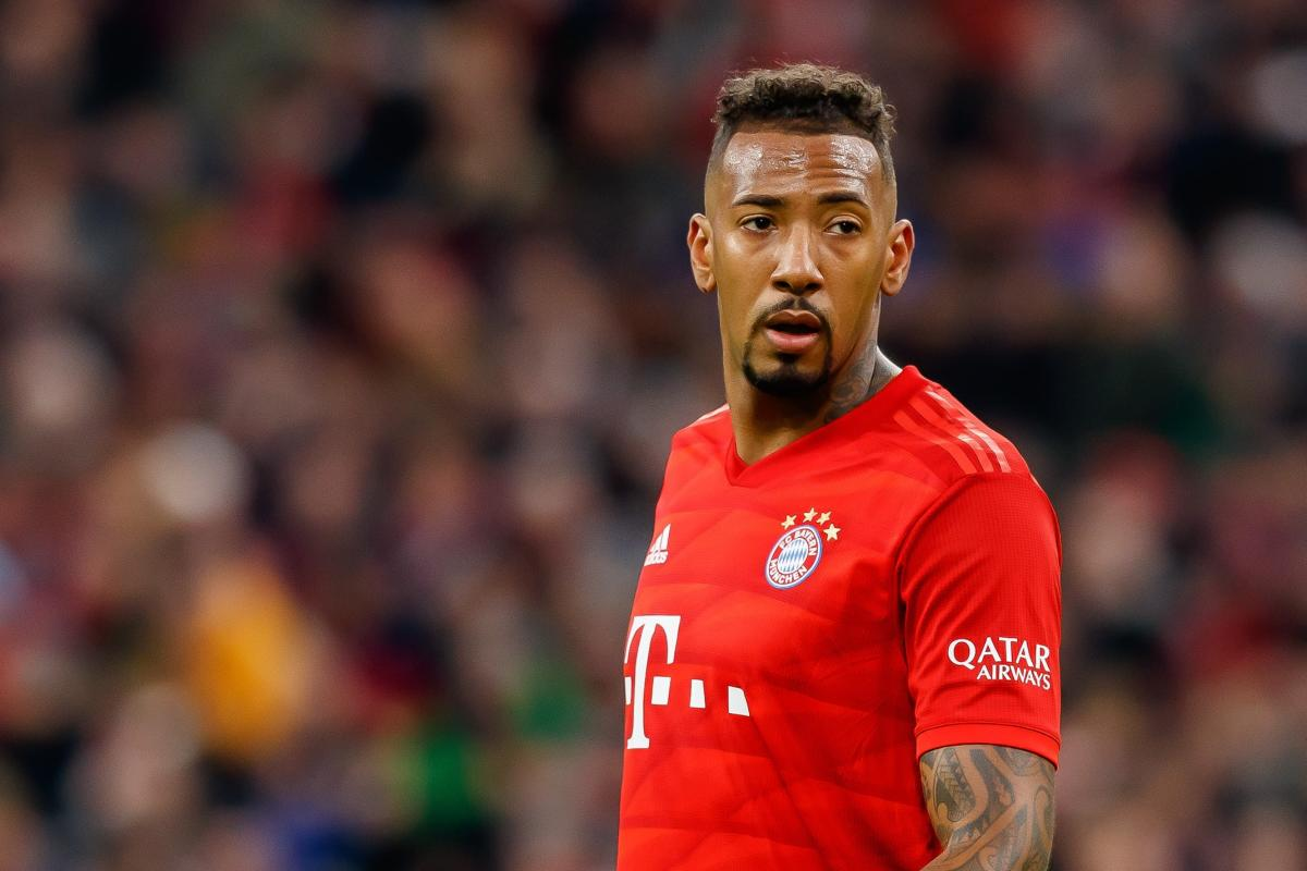 Boateng admits Bayern exits reports 'surprised' him