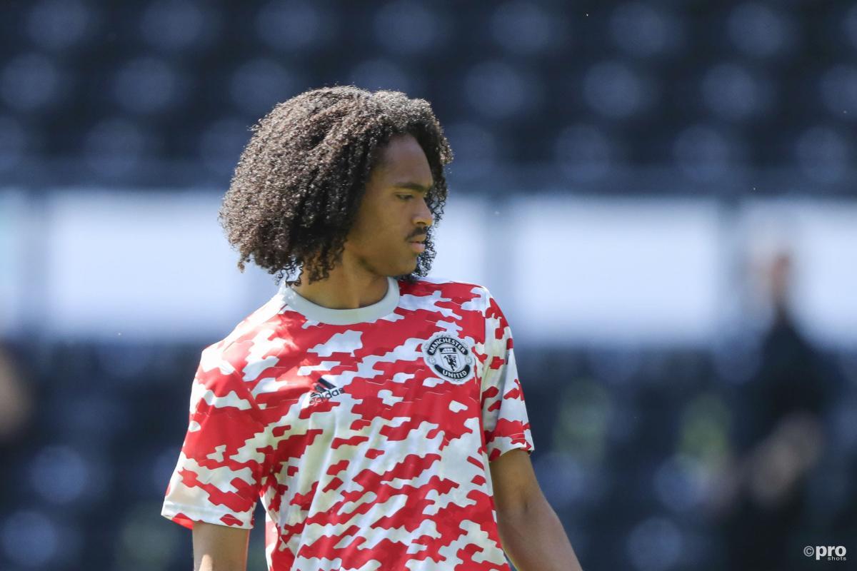 Man Utd's Tahith Chong is starring on loan at Birmingham City