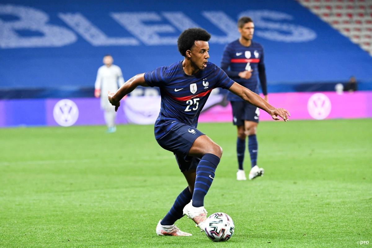 Sevilla star Jules Kounde playing for France ahead of Euro 2020
