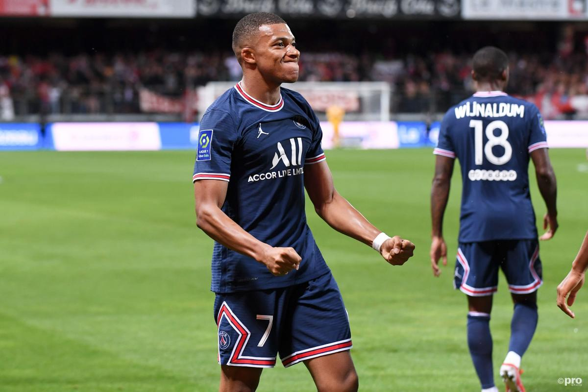 Real Madrid have bid €160m for PSG's Kylian Mbappe