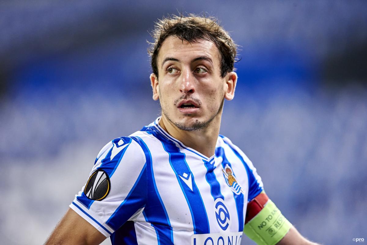 Who is Mikel Oyarzabal? The Real Sociedad maverick wanted by Man Utd and Man City   FootballTransfers.com
