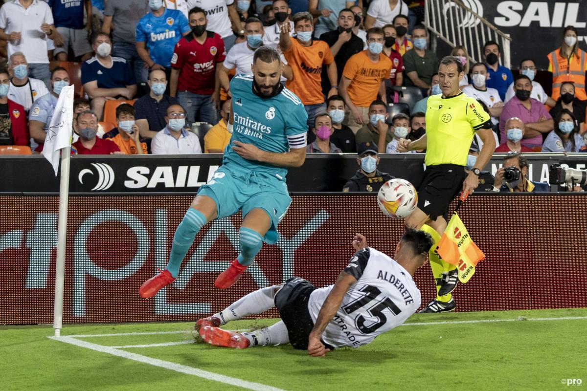 Real Madrid striker Karim Benzema has made a record-breaking start in La Liga