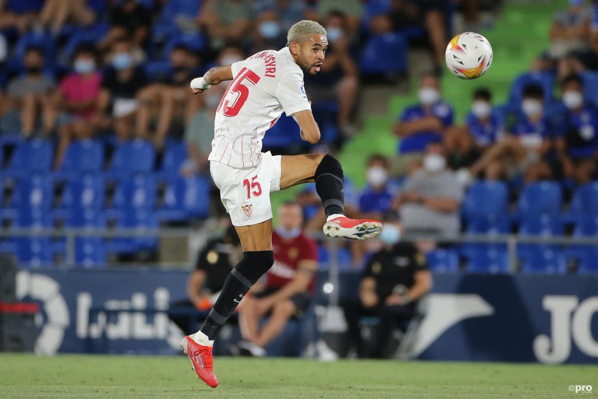 Youssef En-Nesyri, Sevilla, Arsenal target