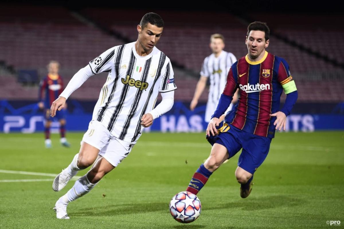 Cristiano Ronaldo has scored 27 goals in 30 appearances for Juventus this season