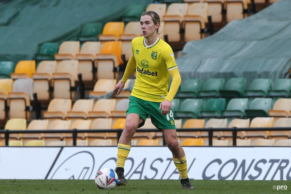 Who is Todd Cantwell? The Norwich star wanted by Tottenham and Leeds