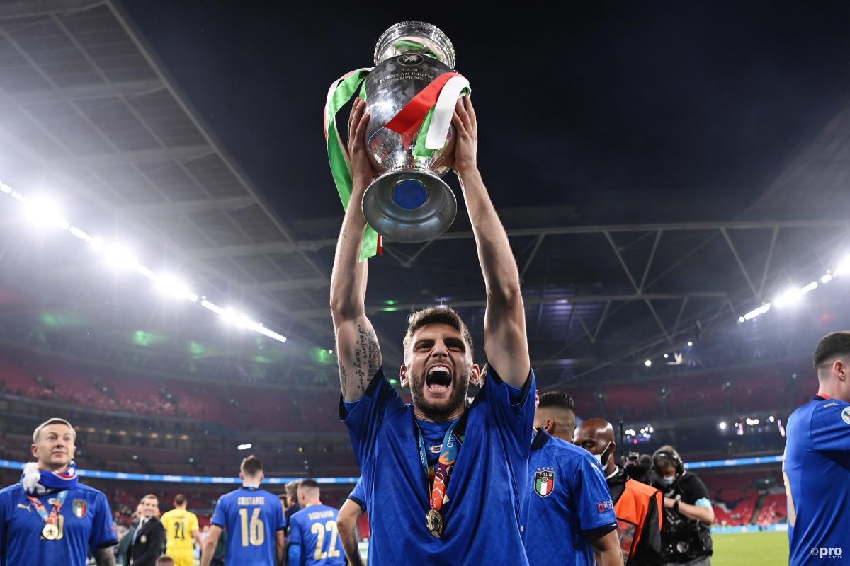 Domenico Berardi, Italy, Euro 2020 final