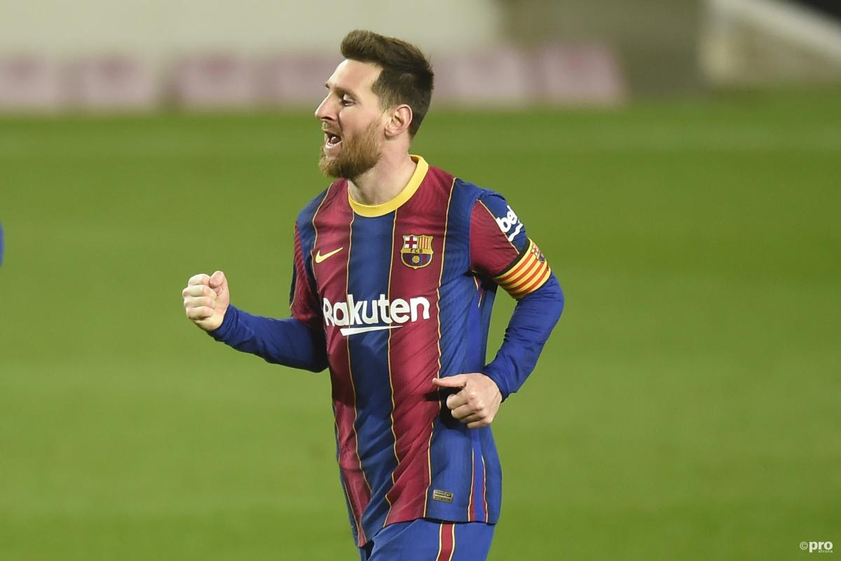Lionel Messi could be closer than ever to staying at Barcelona