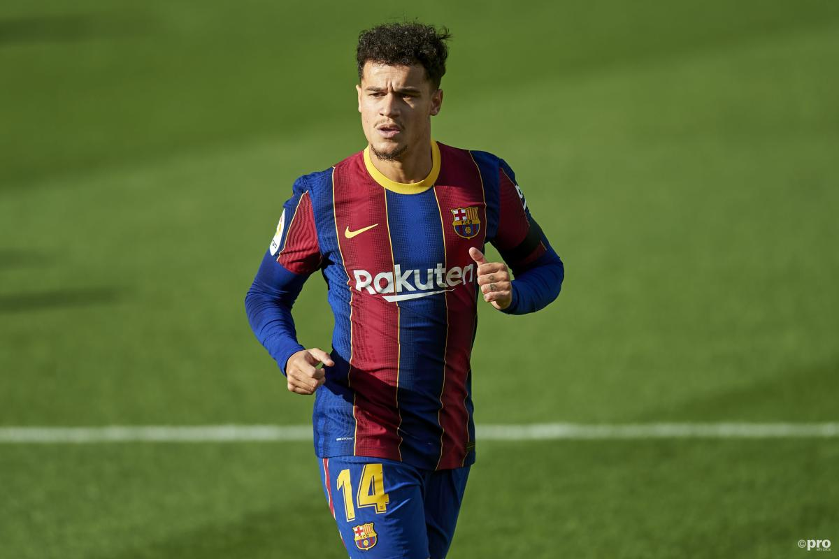 Philippe Coutinho's accurate passing, and why it's a problem for Barcelona
