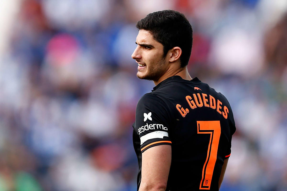 Who is West Ham transfer target Goncalo Guedes?