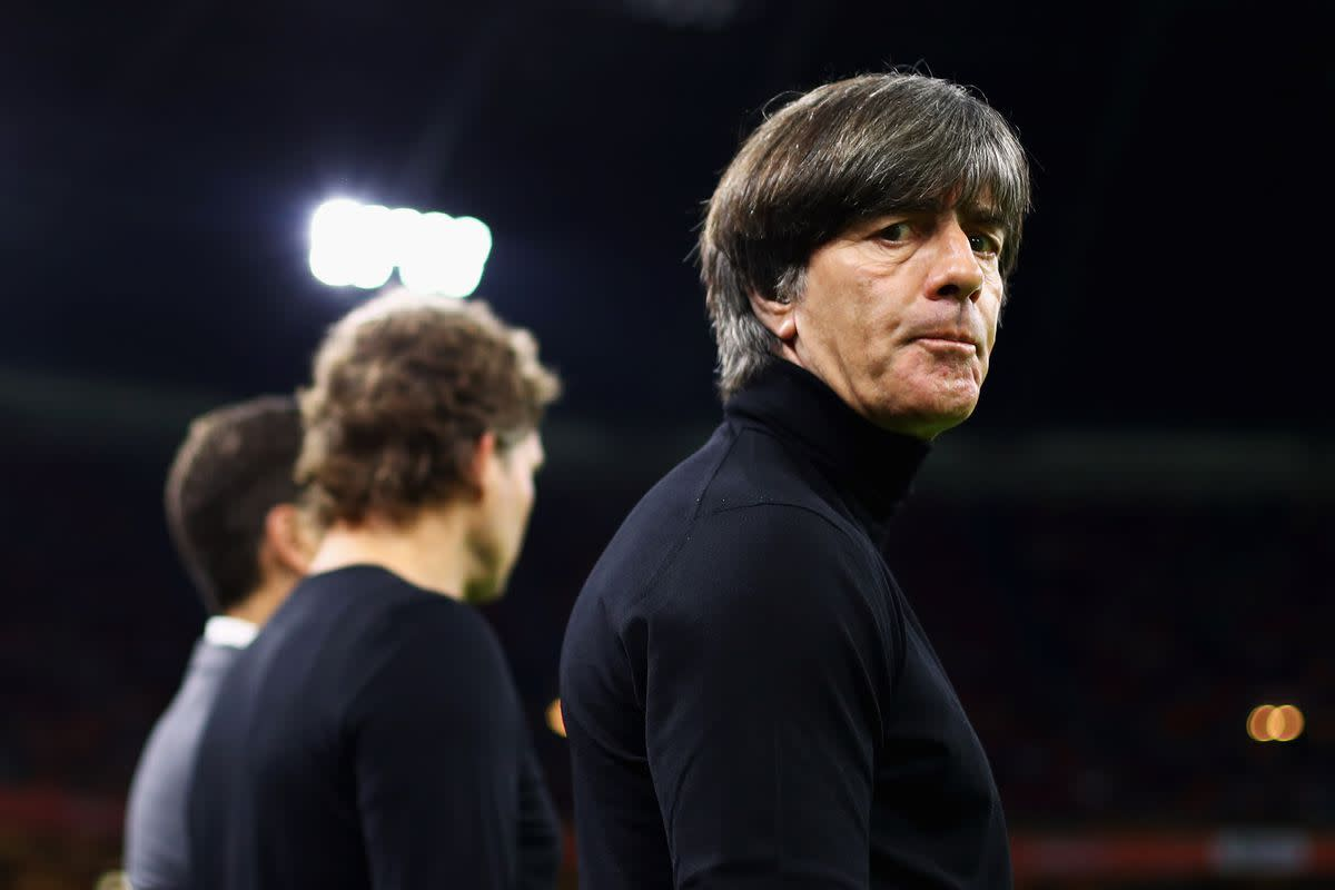 Bayern Munich could intervene in Jogi Low's future at Germany