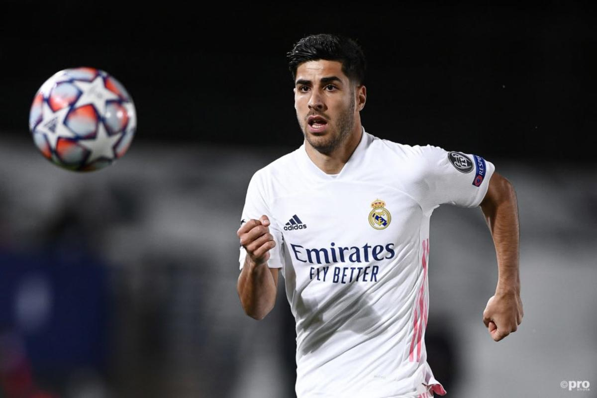 Marco Asensio has never fully recovered from a cruciate ligament injury