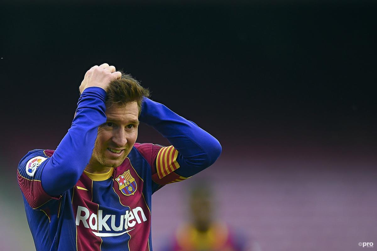 Lionel Messi, Barcelona, 2020/21, La Liga