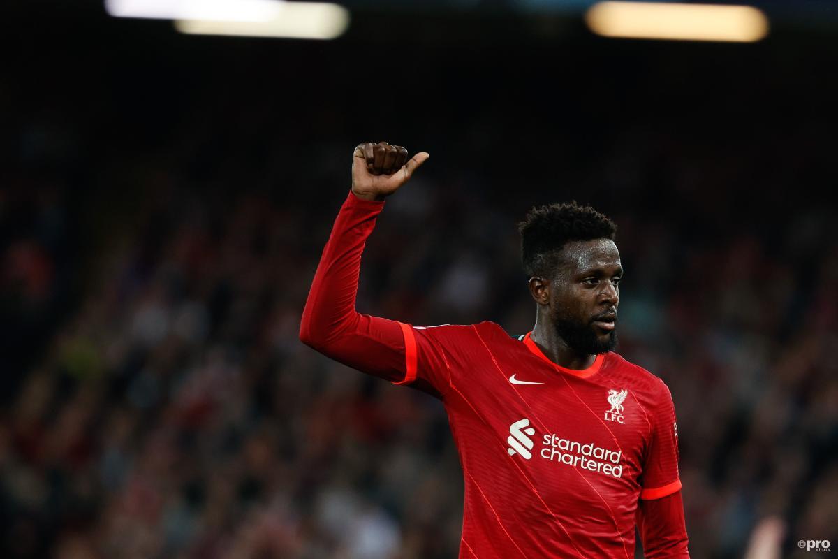 Divock Origi, Liverpool, Champions League, 2021/22