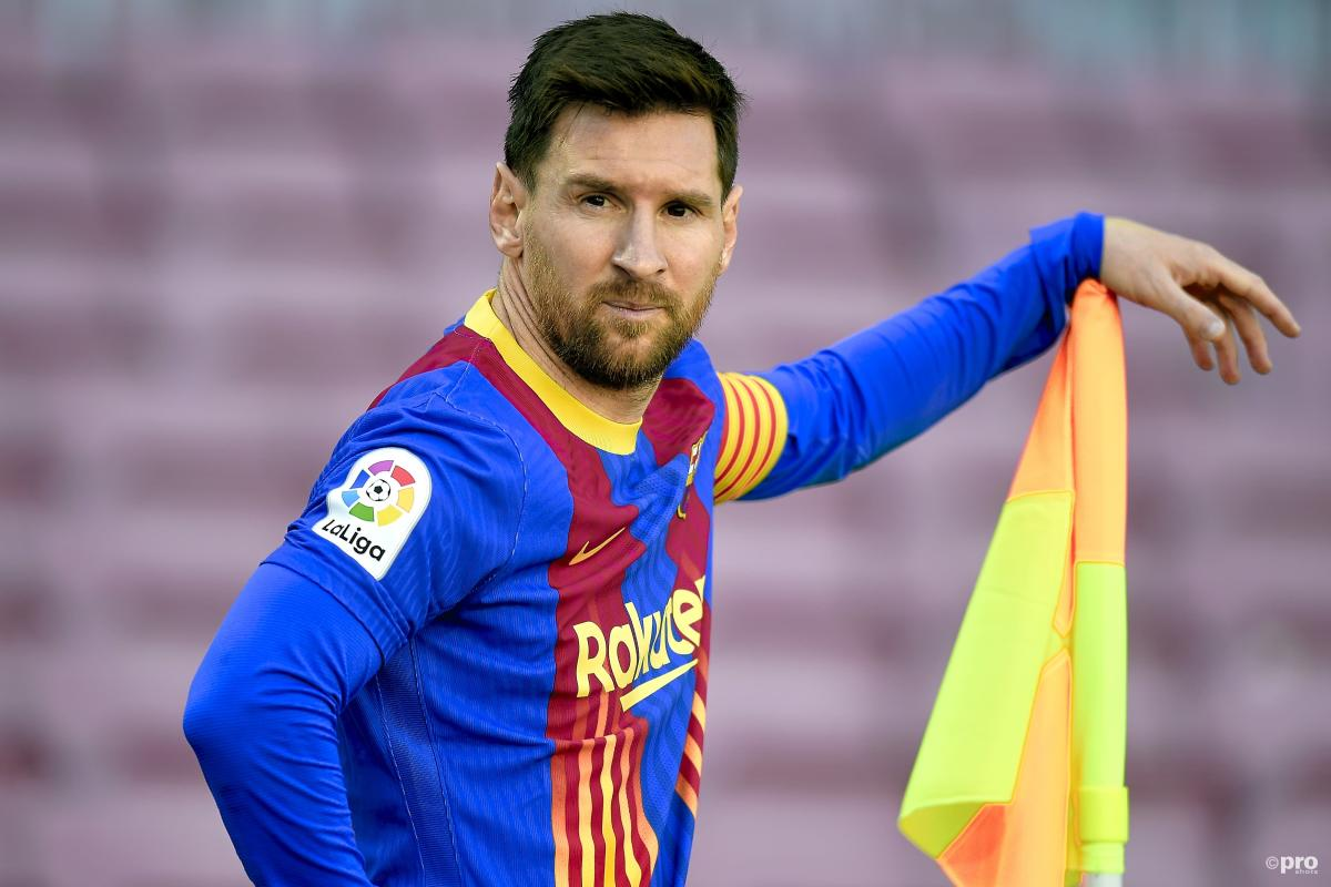 Lionel Messi, Barcelona, 2020/21