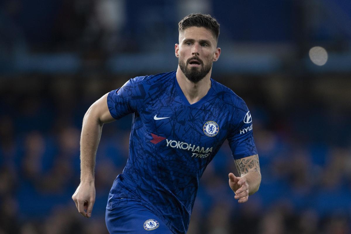 Giroud poised to leave Chelsea in January with several clubs interested