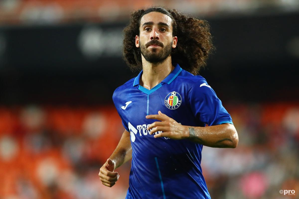 Barcelona are set for a windfall as Marc Cucurella joins Brighton from Getafe