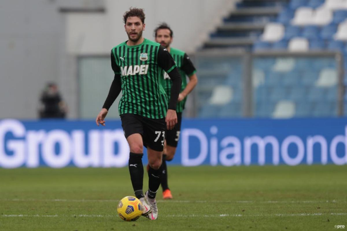Who is Sassuolo's Manuel Locatelli? Midfield artist wanted by Juventus and Man City