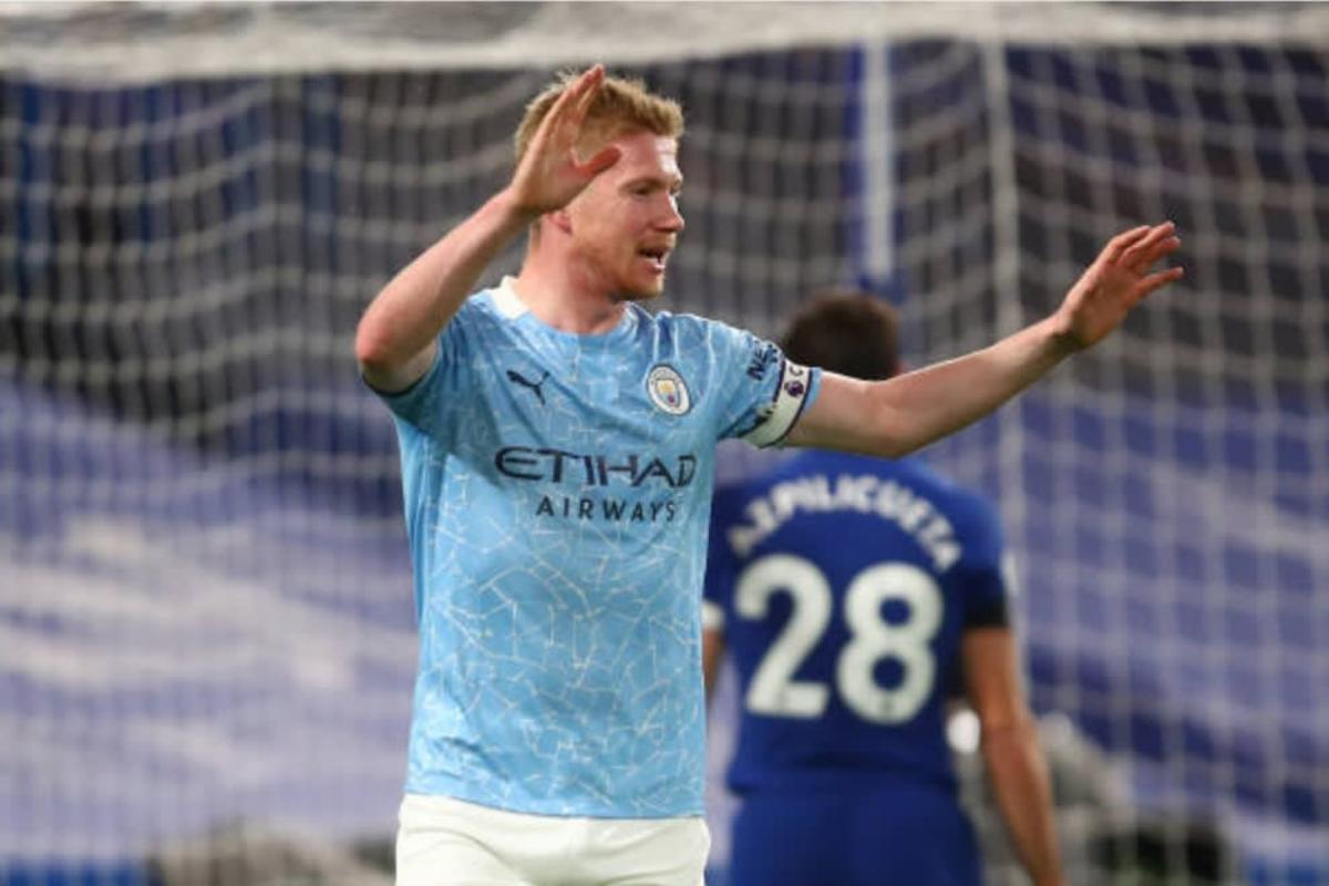 Brazil coach Tite: De Bruyne can do things others can't