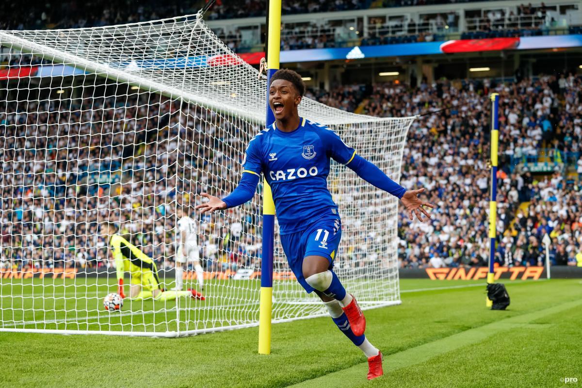 Demarai Gray, Everton, Premier League