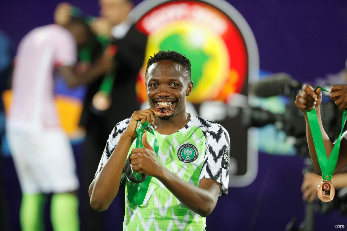 Ahmed Musa: Premier League interest heating up for Nigeria forward