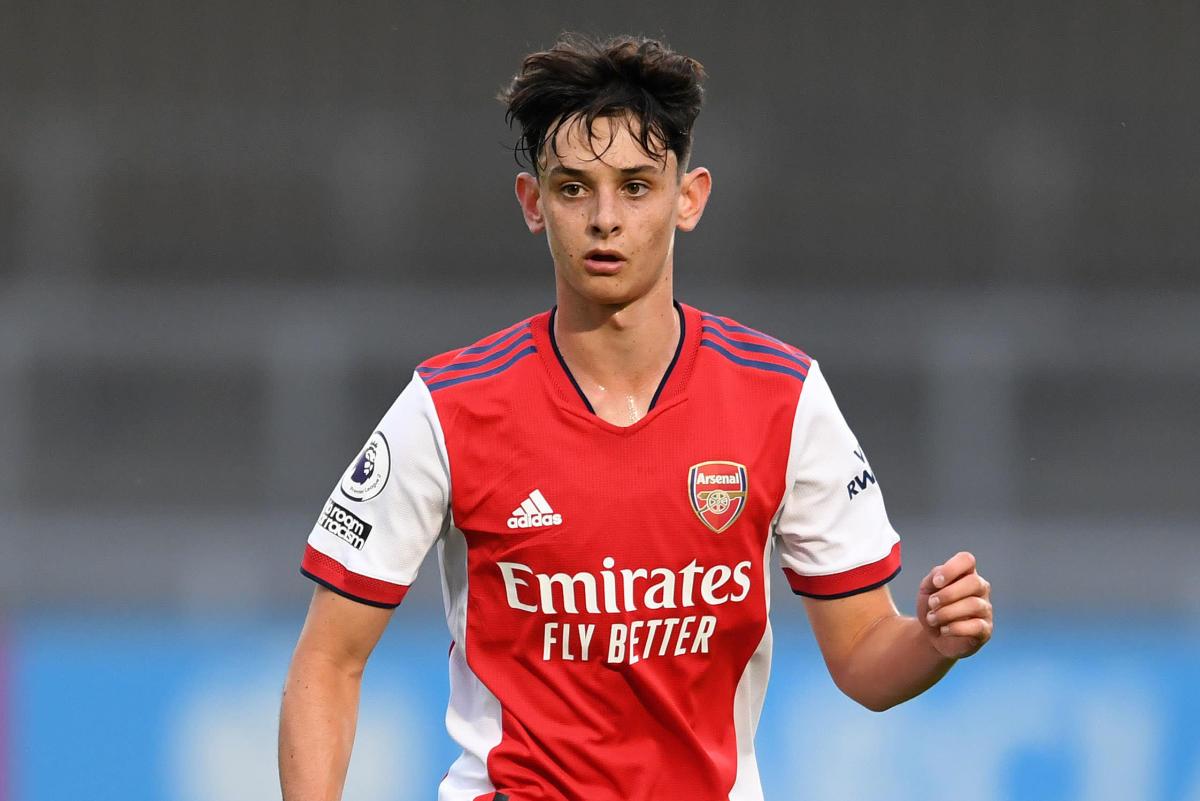 Charlie Patino, Arsenal