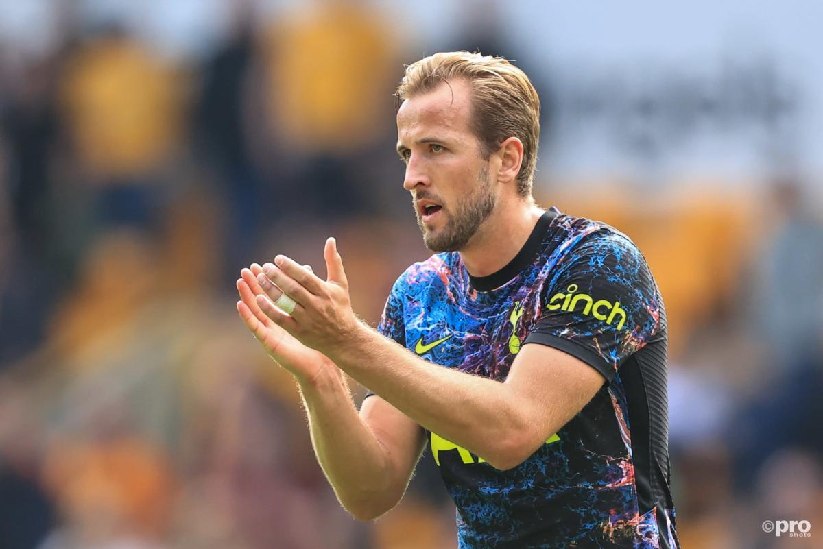 Harry Kane, Tottenham, Premier League, 2021/22