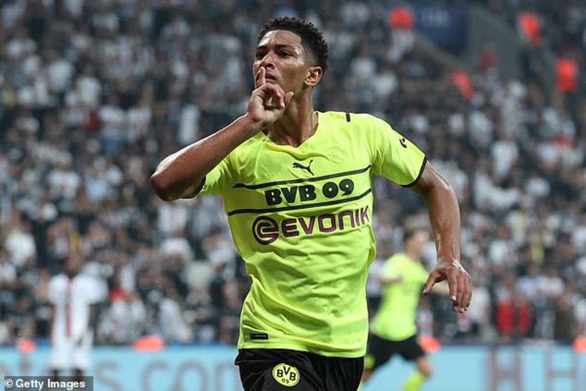 Jude Bellingham, Borussia Dortmund, 2021/22