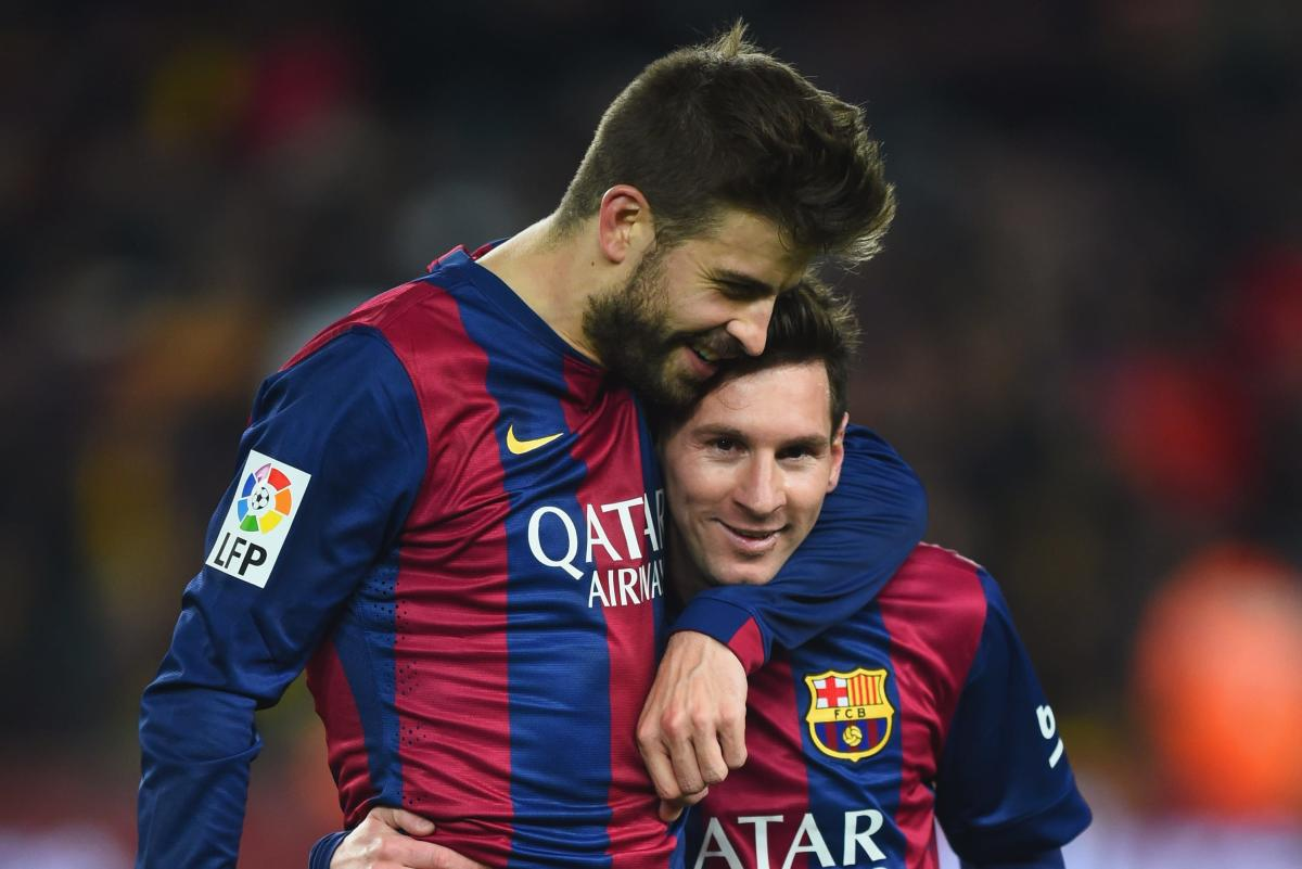 Pique: I hope Messi can be 'seduced' into staying at Barcelona
