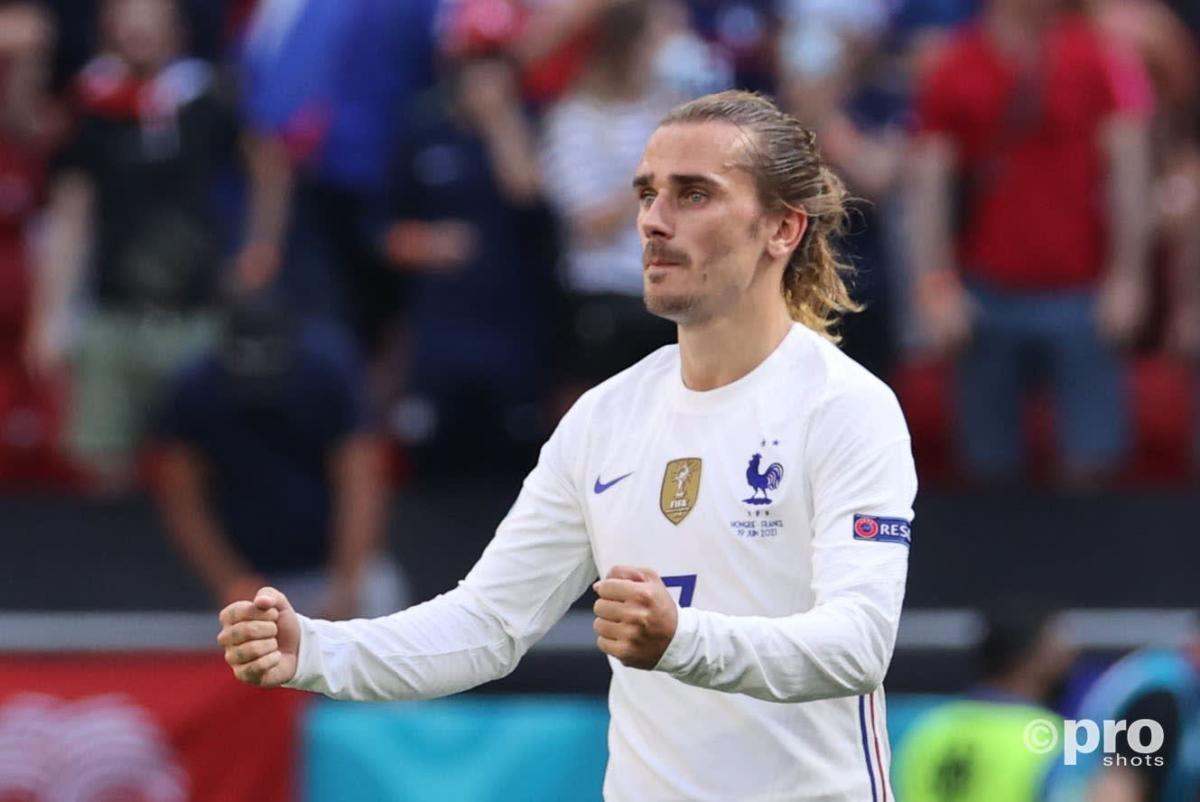 Antoine Griezmann has lit up Euro 2020 with France