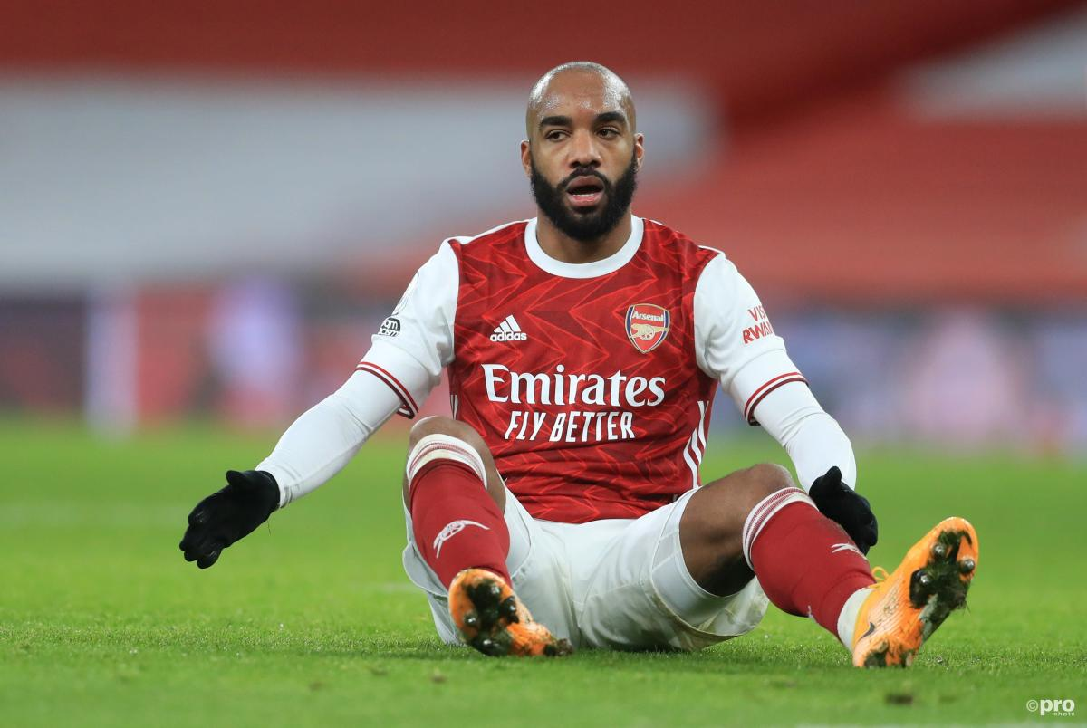 The statistics that show why Arsenal have to give up on Lacazette