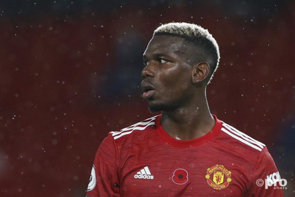 Man Utd boss Solskjaer has hinted at a new deal for Paul Pogba