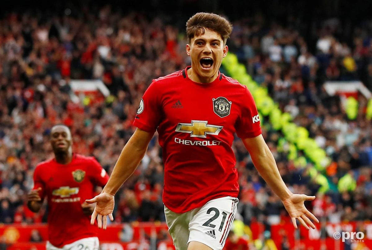 Daniel James: Winger's future in the spotlight ahead of Man Utd v Leeds