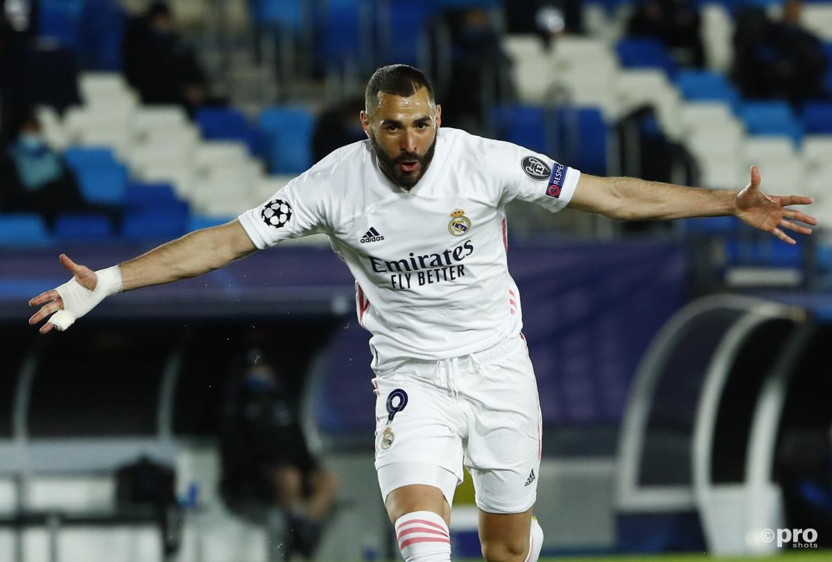 Benzema: 'Zidane will stay at Real Madrid, you'll see'