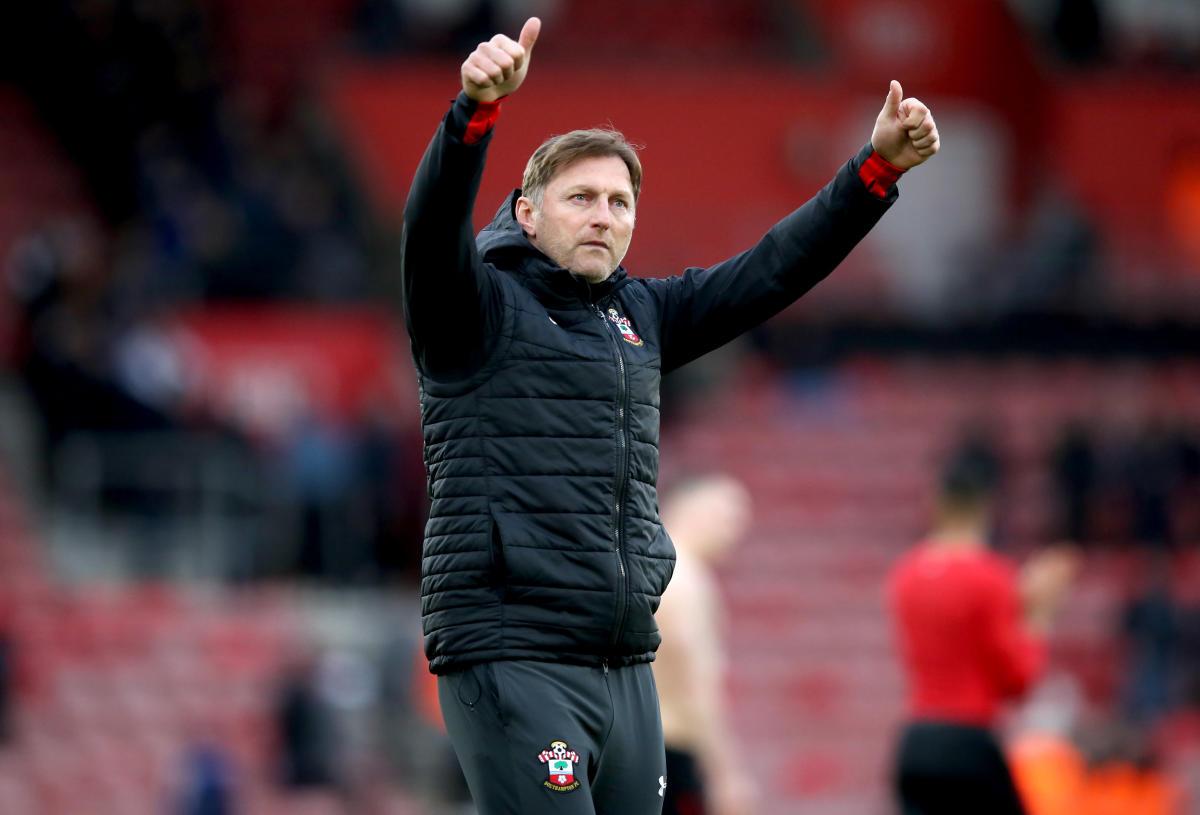 Southampton's Hasenhuttl dismisses Man United rumours