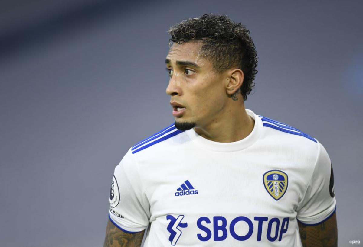 Raphinha was signed by Leeds from Rennes for £17m.