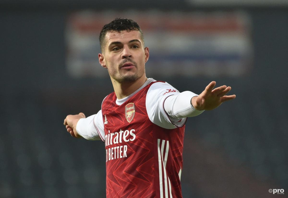 Xhaka explains the one reason he is still at Arsenal