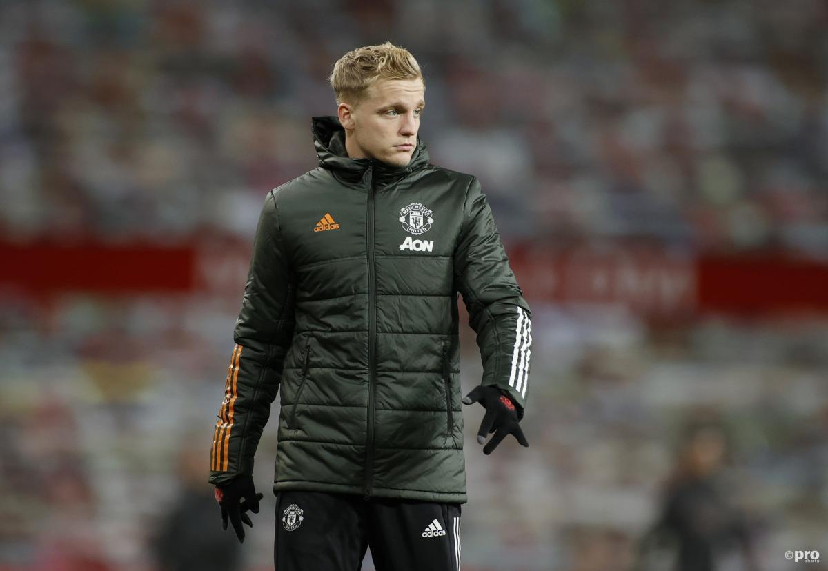 Solskjaer promises Van de Beek will become 'massively important' to Man Utd