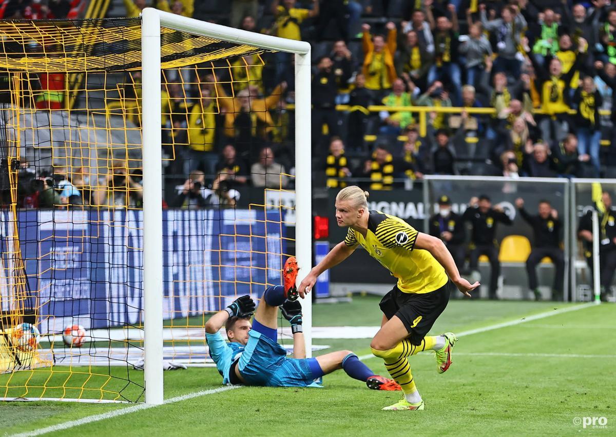 Erling Haaland, Borussia Dortmund v Union Berlin, 2021-22