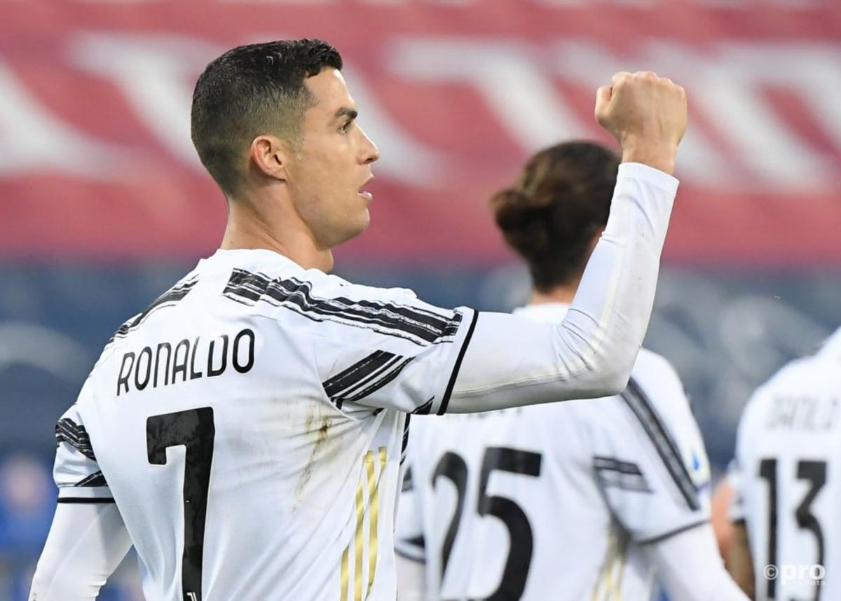Cristiano Ronaldo is the hot favourite after Romelu Lukaku left