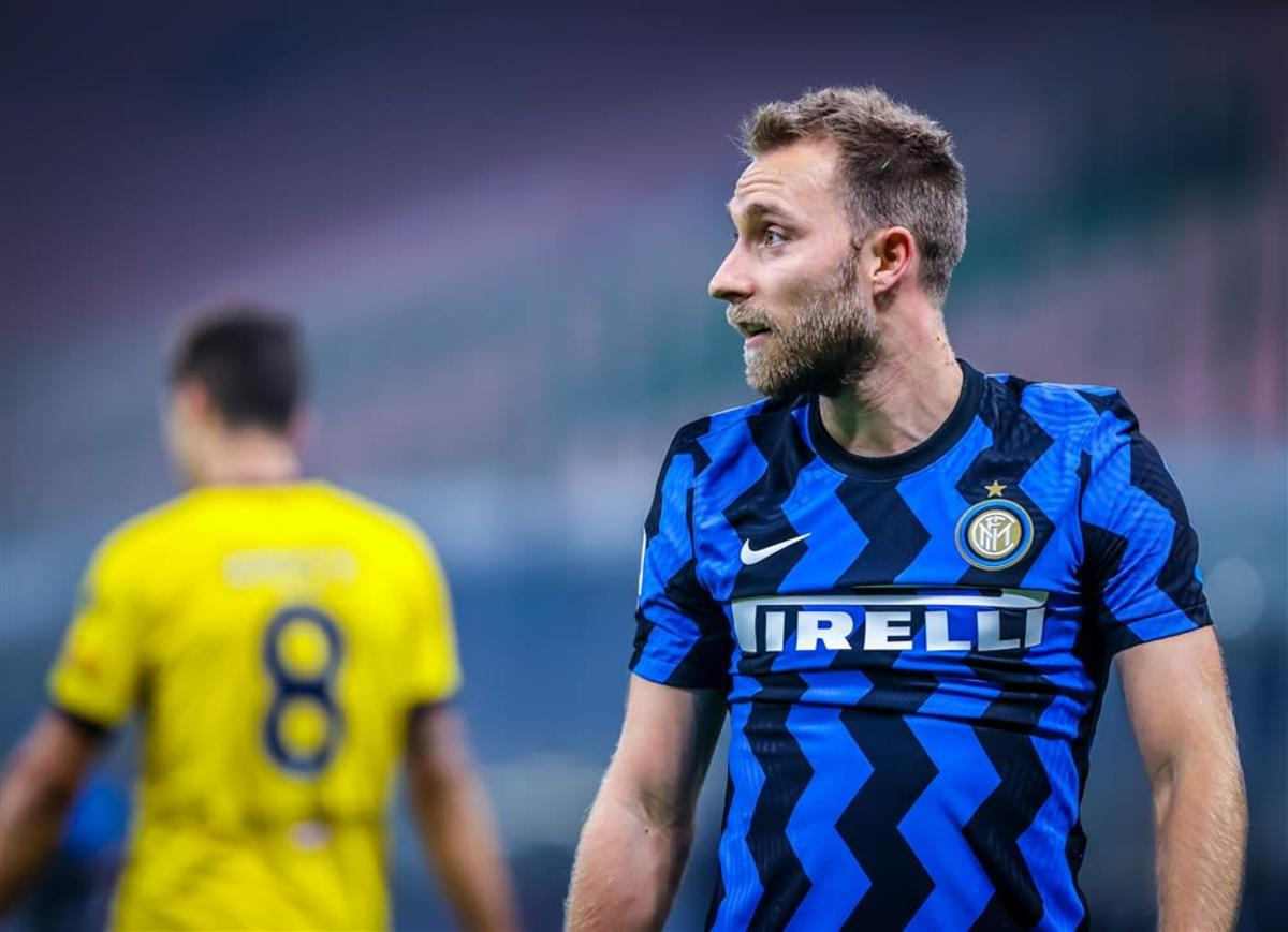 Christian Eriksen: Could he leave Inter Milan for PSG?