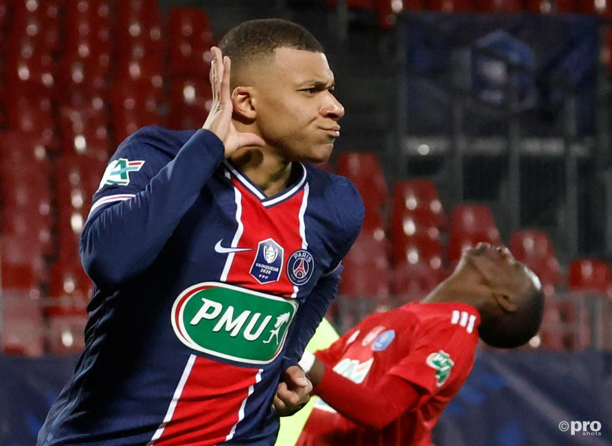 Ligue 1 Team of the Season, starring Mbappe, Memphis and Marquinhos