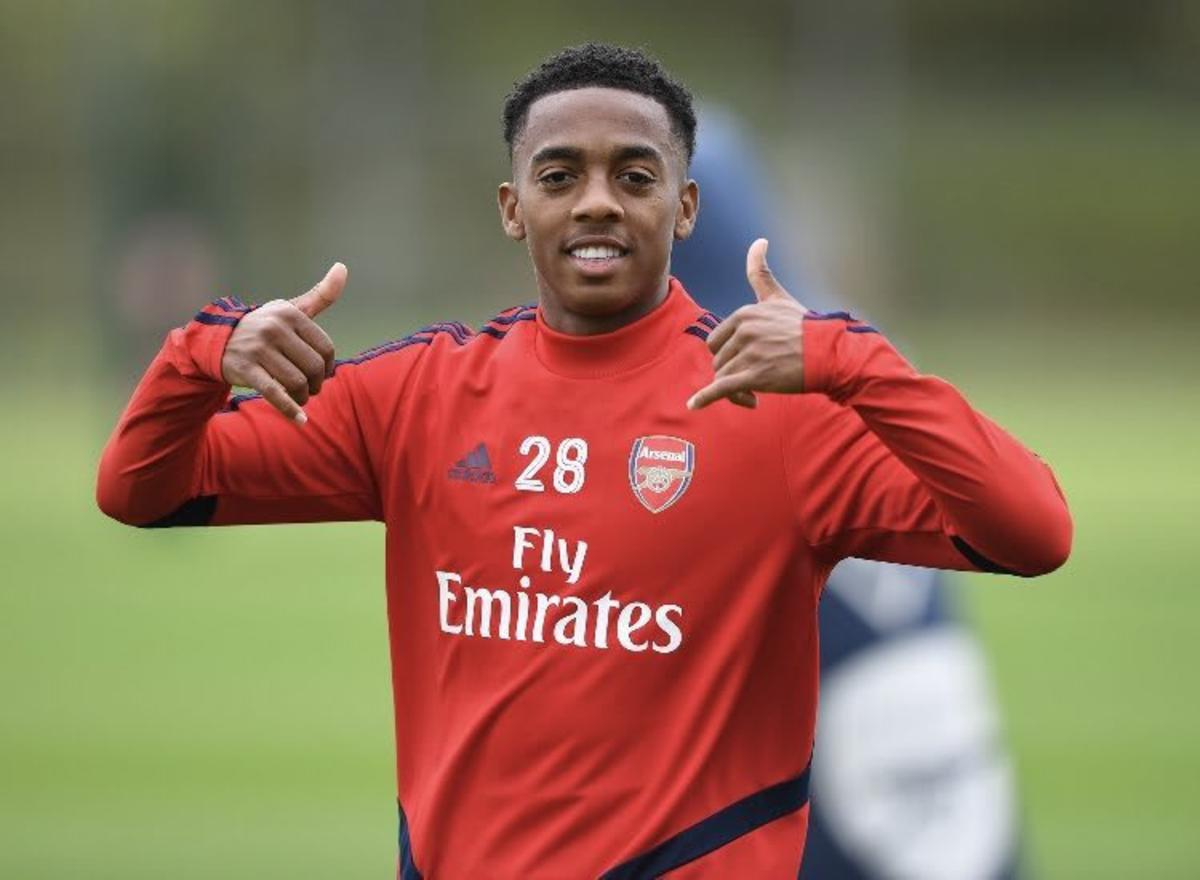 Official: Newcastle sign Joe Willock on loan from Arsenal
